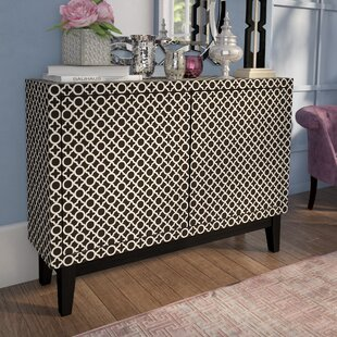 Deloris 2 Door Accent Cabinet