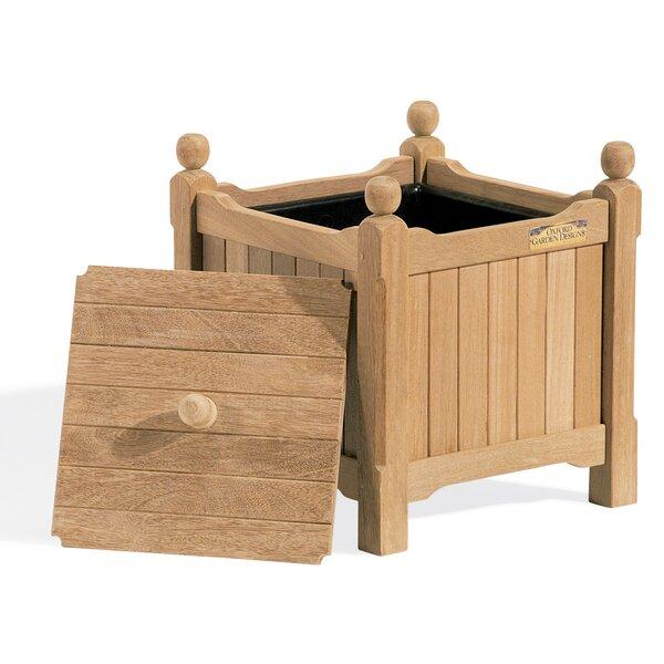 Myler 6 Gallon Shorea Deck Box by Beachcrest Home Beachcrest Home