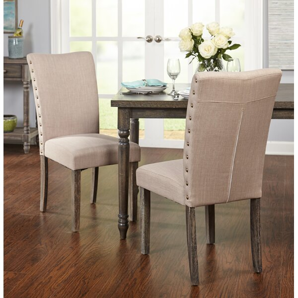 Howie Parsons Dining Chair (Set of 2) by Gracie Oaks