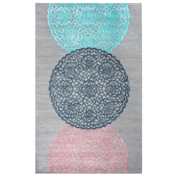 Dun Hand-Tufted Area Rug by Meridian Rugmakers
