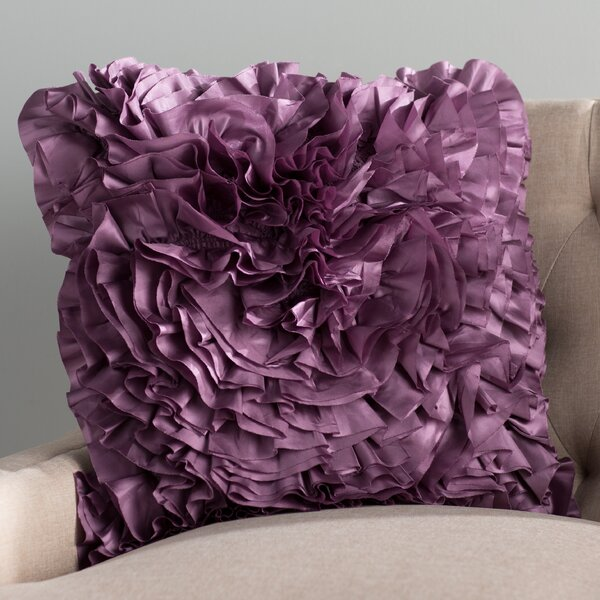 Clover Throw Pillow by House of Hampton