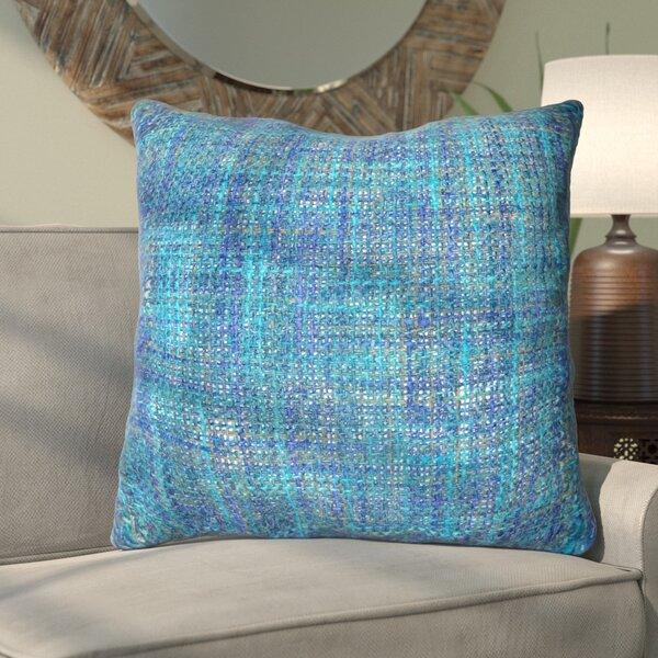 Errazi Indoor/Outdoor Throw Pillow by Bungalow Rose