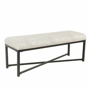 Helmick Rectangle Upholstered Bench