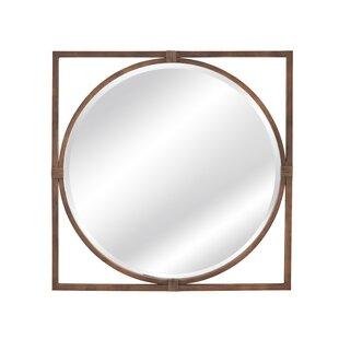 Mercury Row Crichton Antique Clear Wall Mirror