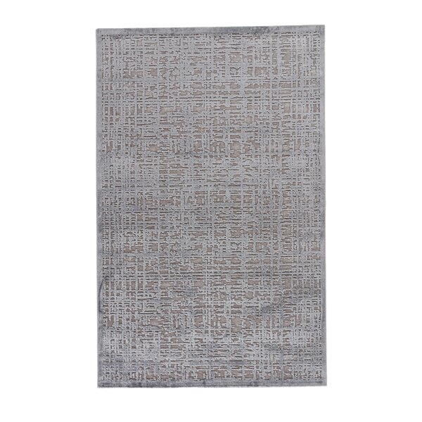 Oak Gray Area Rug by Trent Austin Design