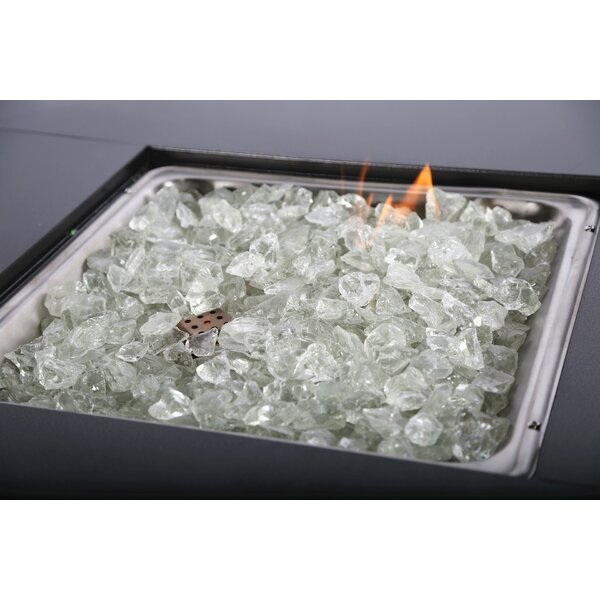 GPS Auburn Fire Pit Glass by JJ Designs
