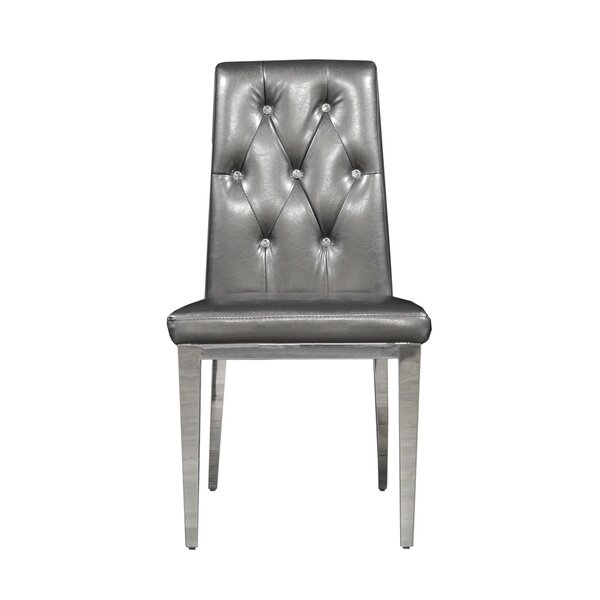 Jolin Upholstered Dining Chair (Set of 2) by Mercer41