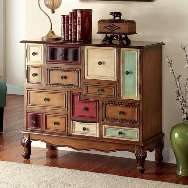 Chevell 9 Drawer Accent Chest by Rosalind Wheeler Rosalind Wheeler