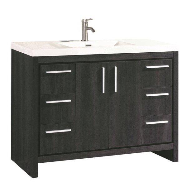Peiffer Modern 47 Single Bathroom Vanity Set by Orren Ellis