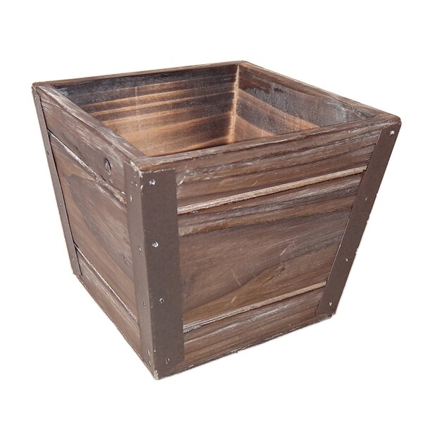 Wood Planter Box by Cheungs