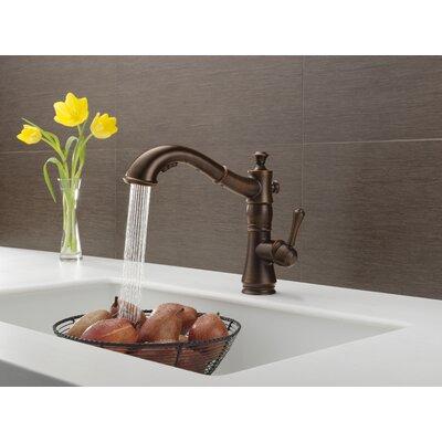 Kitchen Faucet Single Handle Bronze 71 Product Image