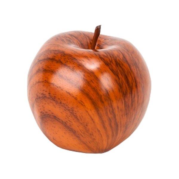 Kadence Wood Apples (Set of 6) by Charlton Home