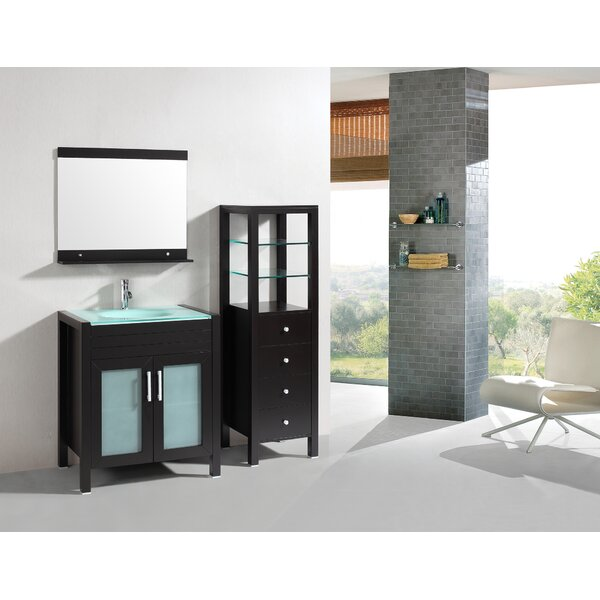 Pinesdale 36 Single Bathroom Vanity Set by Winston Porter