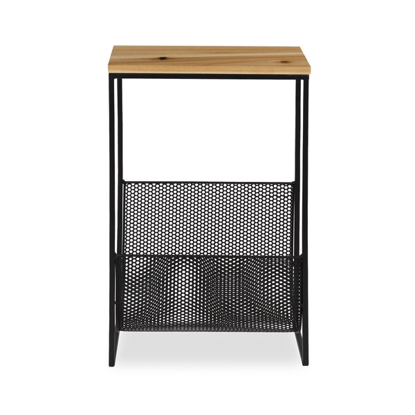 Clifford Accent End Table by Wrought Studio