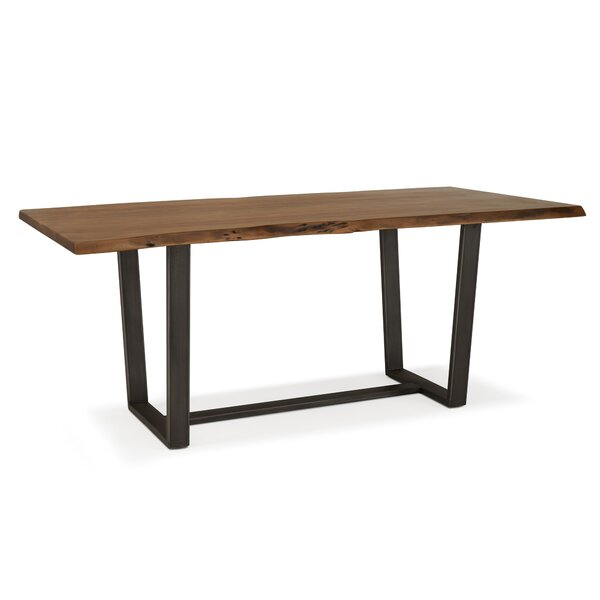 Almeida Live Edge Dining Table by Foundry Select