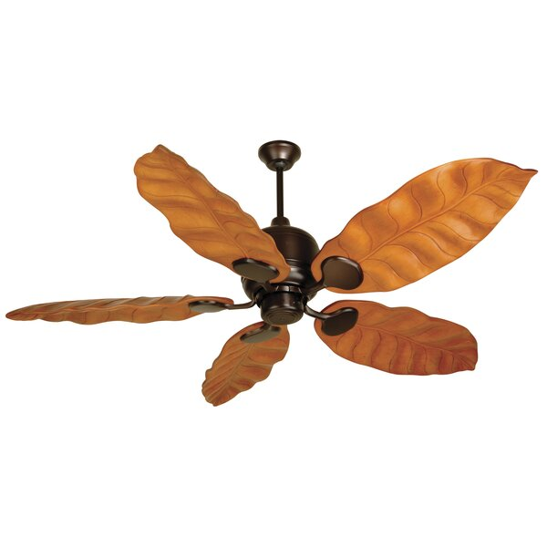 54 Cornelia 5 Blade Ceiling Fan with Remote by Loon Peak