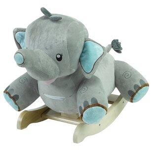 Shop for Stomp The Elephant Rocker ByRockabye