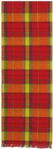Fincher Plaid Table Runner (Set of 2) by Red Barrel Studio