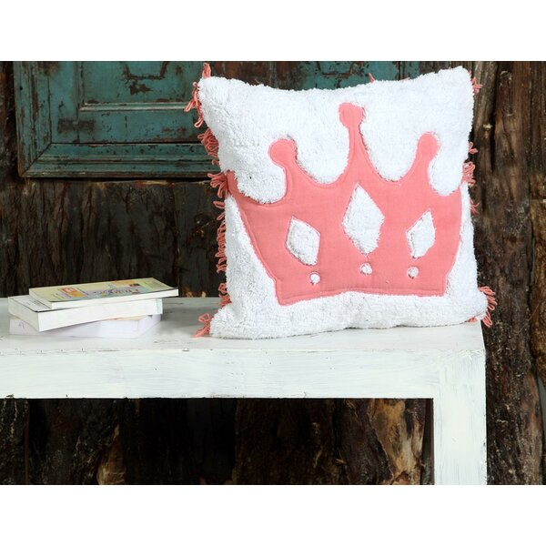 Klem Mr. and Mrs. Cotton Throw Pillow by Zoomie Kids