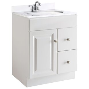 Reviews Wyndham 24 Vanity Base Only By Design House