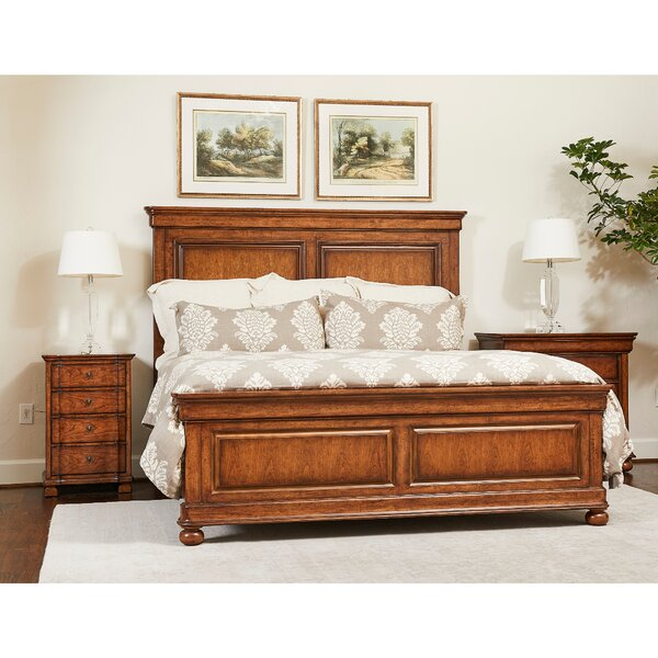 Louis Philippe Configurable Bedroom Set by Stanley Furniture