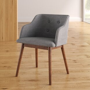Review Oldaker Barrel Chair (Set of 2) by Wrought Studio