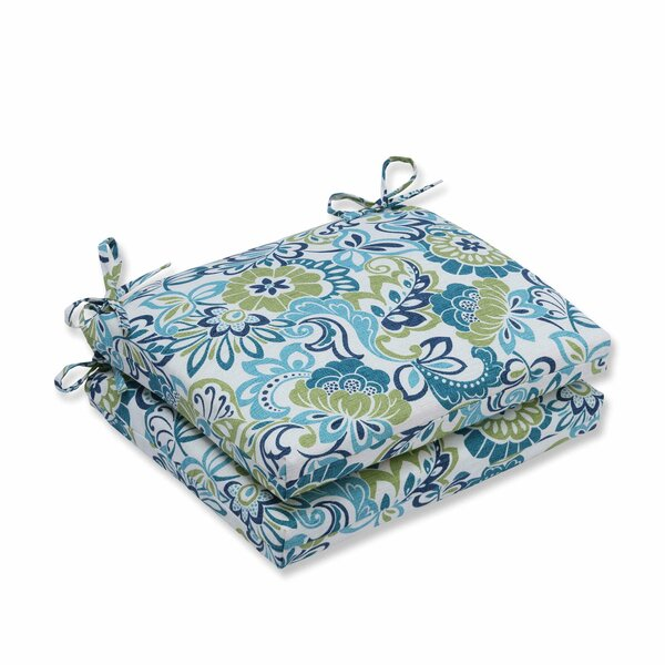 Indoor/Outdoor Dining Chair Cushion (Set of 2) by Andover Mills