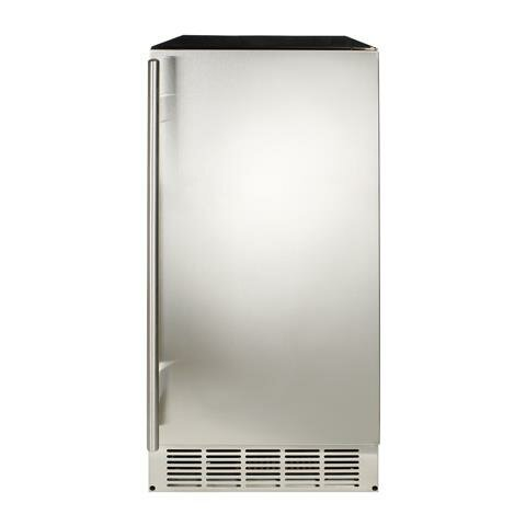 15 5 lb. Daily Production Built-In Clear Ice Maker by Haier