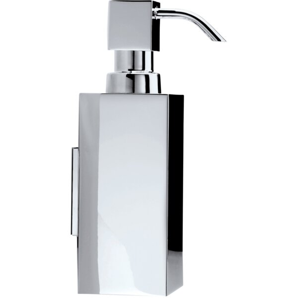 Sosebee Wall Pump Soap & Lotion Dispenser by Orren Ellis