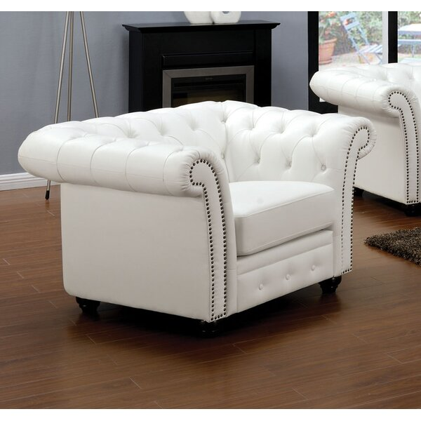 Camden Chesterfield Chair by ACME Furniture