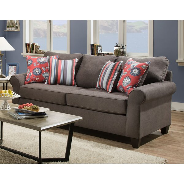 Chic Collection Bloomington Sofa by Simmons Upholstery by Darby Home Co by Darby Home Co