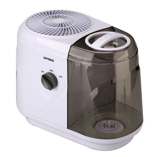 2 Gal. Cool Mist Evaporative Console Humidifier by Optimus