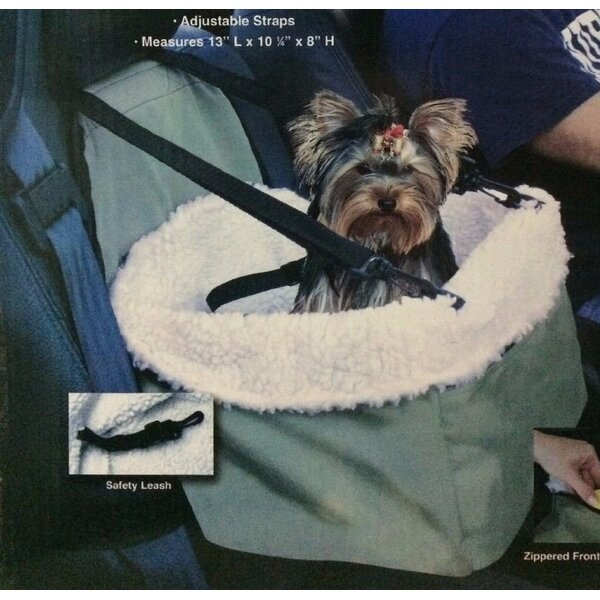 Bodie Booster Dog Seat by Tucker Murphy Pet