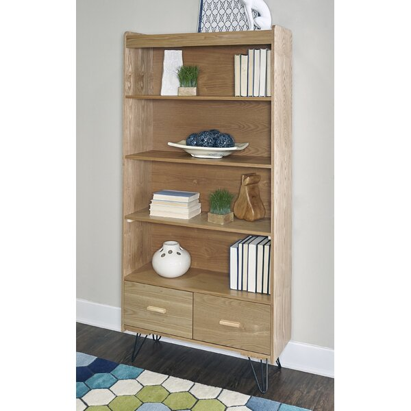 Jamaica Avenue Standard Bookcase by Brayden Studio