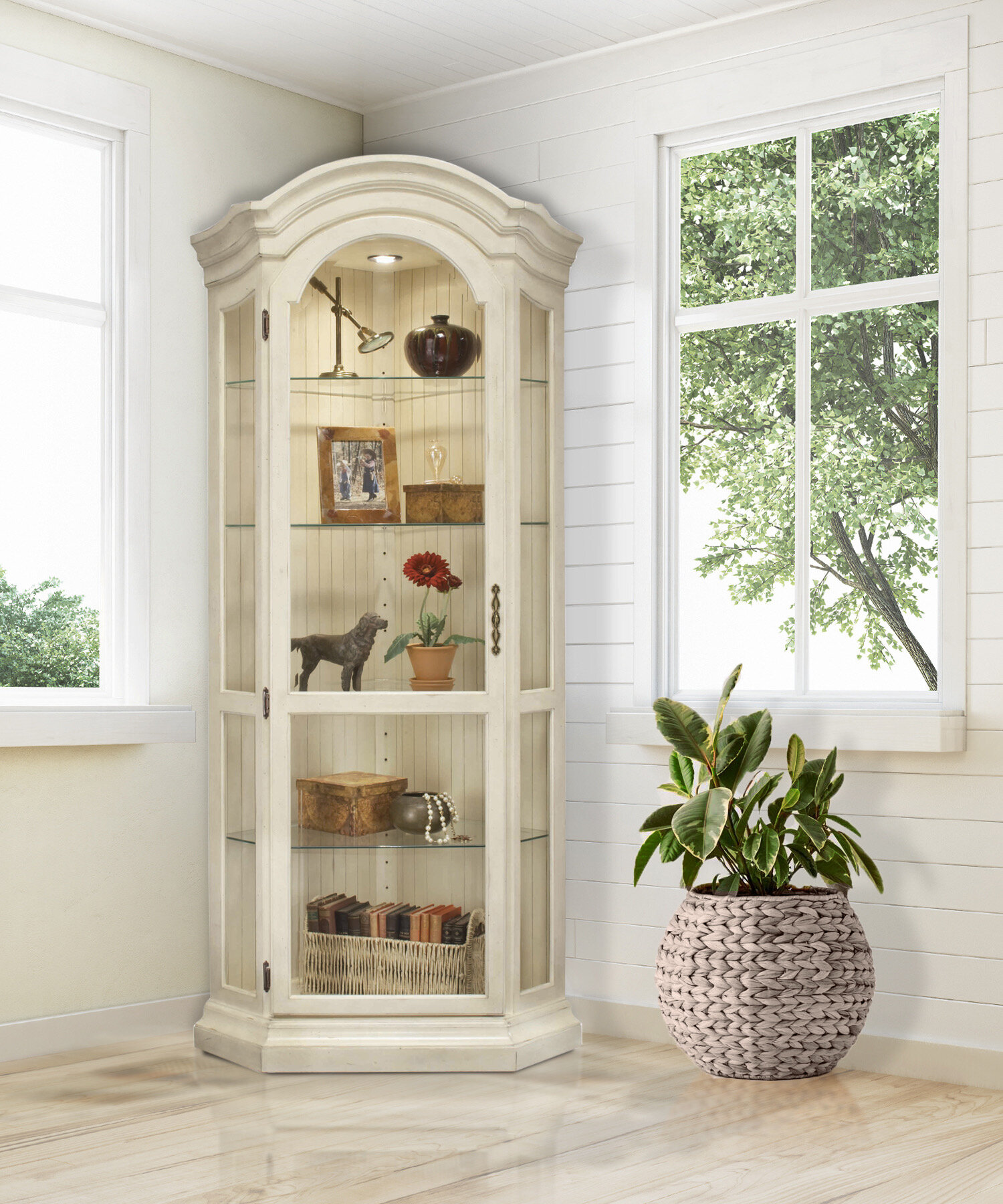 Curio Cabinets Home Chinese Wooden Curio Shelf Antique And Curio Display Stand Keepsakes Or Plant Shelving Unit
