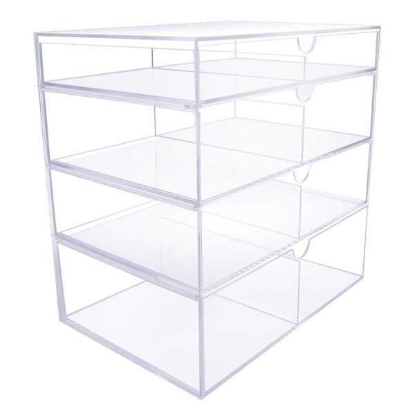 4 Tier Cosmetic Organizer by Lifewit