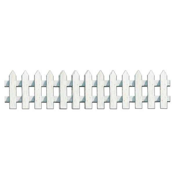 Picket Fence Standup (Set of 9) by The Beistle Company