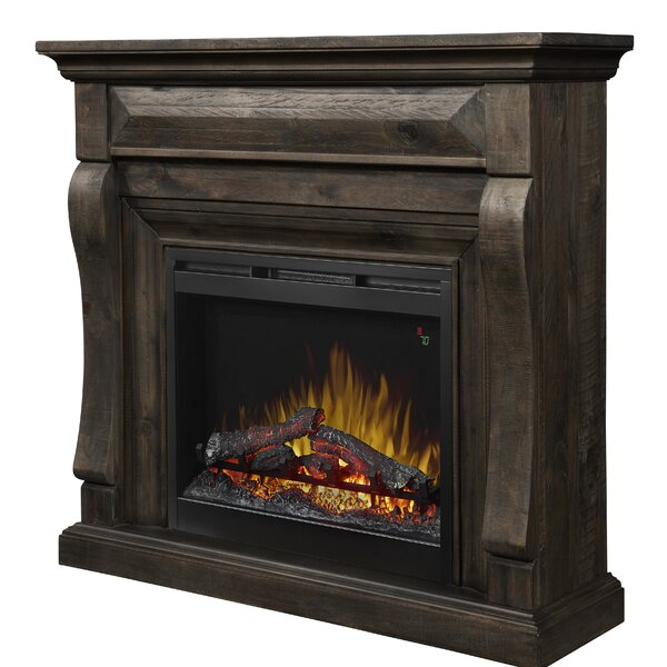 Mantel Electric Fireplace by Dimplex Dimplex