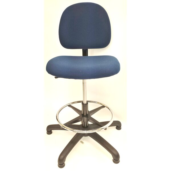Traditional ESD 55 Drafting Chair by Symple Stuff