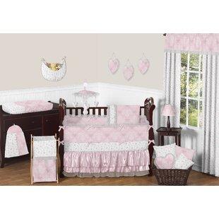Compare prices Alexa 9 Piece Crib Bedding Set BySweet Jojo Designs