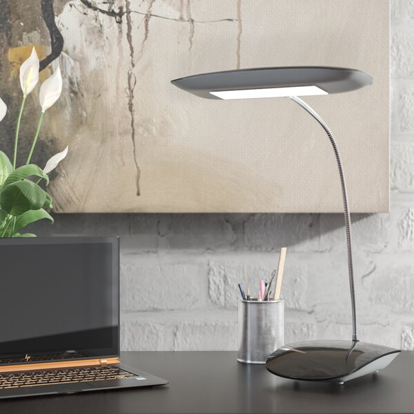 Jacob Touch Activated LED 12.5 Desk Lamp by Zipcode Design