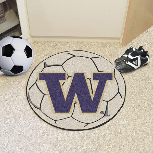 NCAA University of Washington Soccer Ball by FANMATS