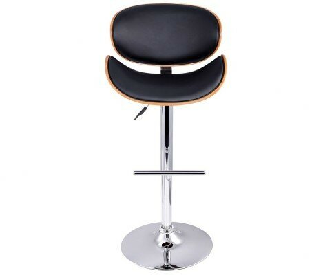 Sunshine Adjustable Height Swivel Bar Stool by Corrigan Studio
