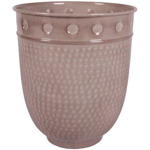 Stockbridge Venti Ironstone Pot Planter by Robert Allen Home and Garden
