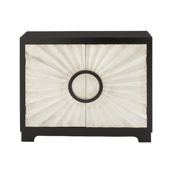 Bem 2 Door Wood Accent Cabinet by Orren Ellis Orren Ellis