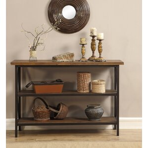 Willow Console Table by Br..