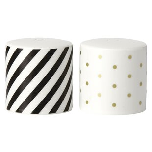 Review Fairmount Park Salt and Pepper Set By kate spade new york