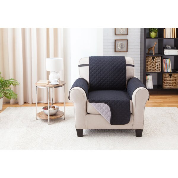 Box Cushion Armchair Slipcover By Symple Stuff