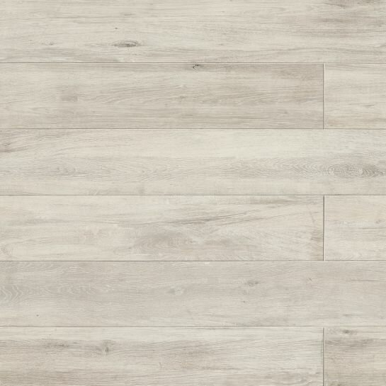 Othello 7.75 x 47.13 Porcelain Wood Field Tile in Gray by Bedrosians