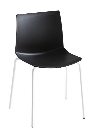 Kanvas 4 Leg Guest Chair by Gordon International